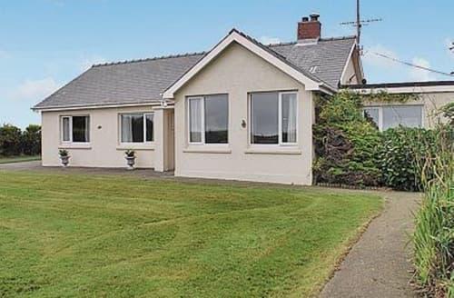 Big Cottages - Wonderful St Davids Cottage S21911