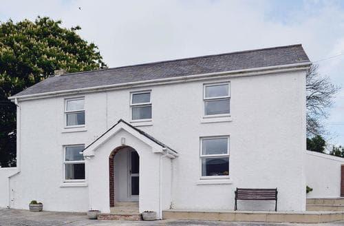 Big Cottages - Quaint Narberth Cottage S21904