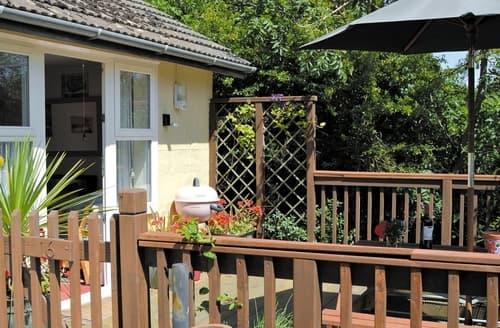 Last Minute Cottages - Wonderful Ventnor Lodge S14368