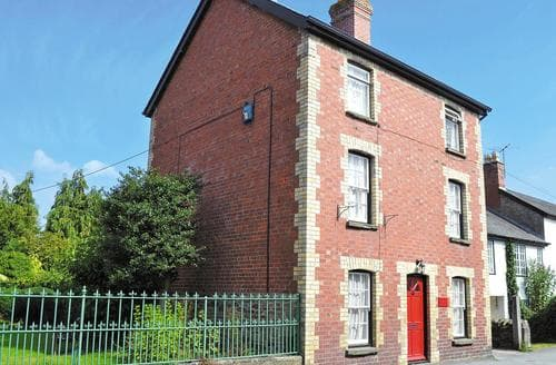 Big Cottages - Superb Presteigne Cottage S21446