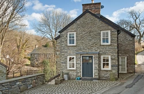 Big Cottages - Lovely Corwen And The Berwyn Mountains Cottage S21997