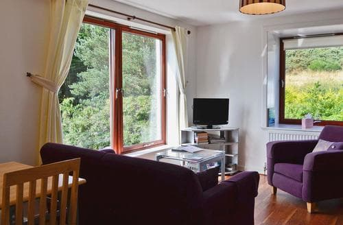 Last Minute Cottages - Charming Banchory Apartment S22917