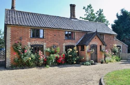 Big Cottages - Excellent Halesworth Cottage S17910