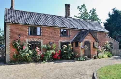 Big Cottages - Excellent Halesworth Cottage S17910