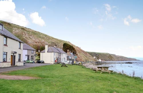 Dog Friendly Cottages - Exquisite Eyemouth Cottage S23778