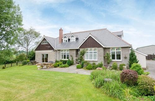 Big Cottages - Beautiful Tregaron And The Cambrian Mountains Cottage S21595