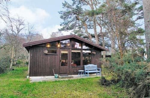 Last Minute Cottages - Superb Dornoch Lodge S24346