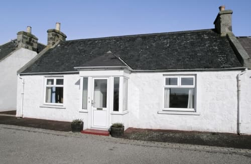 Last Minute Cottages - Lovely Brora Cottage S24331