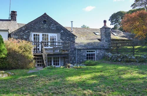 Big Cottages - Gorgeous Eskdale Cottage S18455