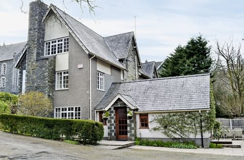 Big Cottages - Inviting Betws Y Coed Cottage S22367