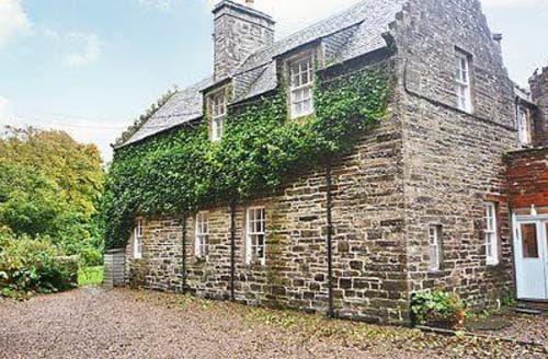 Big Cottages - Wonderful Wick Cottage S22886