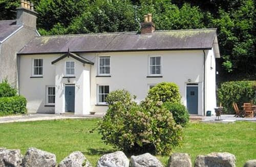 Big Cottages - Cosy Llansteffan Cottage S21748