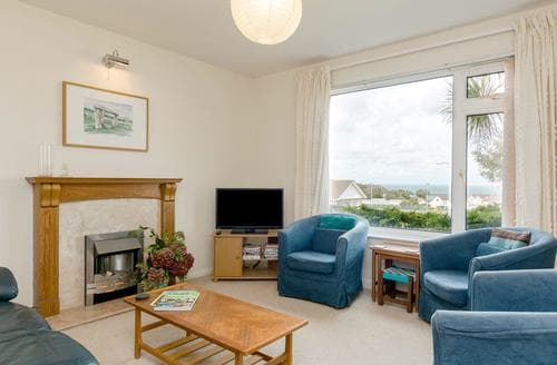 Big Cottages - Attractive Fishguard Cottage S21825