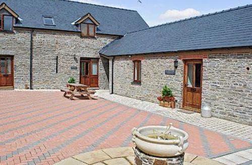 Big Cottages - Adorable Aberystwyth Cottage S21521