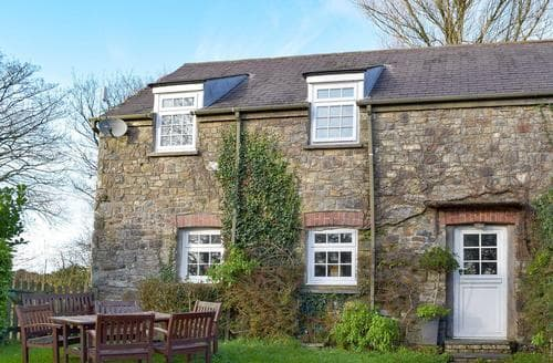 Dog Friendly Cottages - Luxury Narberth Cottage S21888