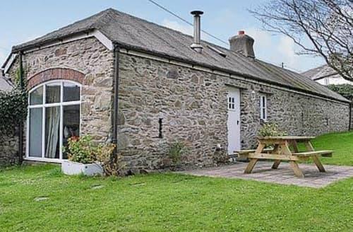 Dog Friendly Cottages - Stunning St Davids Cottage S21909