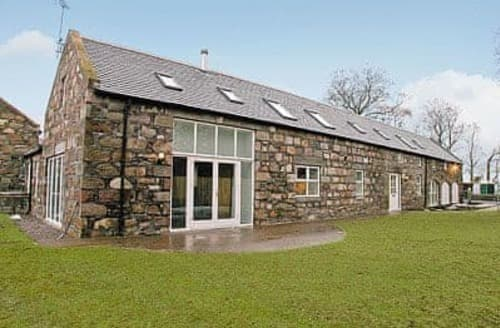Big Cottages - Superb Huntly Cottage S22935