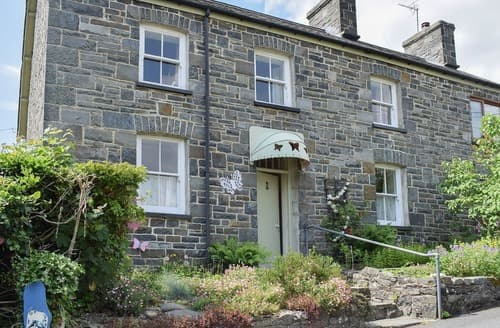 Big Cottages - Inviting Tregaron And The Cambrian Mountains Cottage S21586