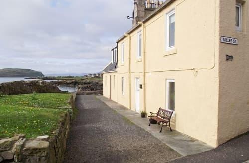 Last Minute Cottages - Inviting All Isle Of Cumbrae Apartment S23512