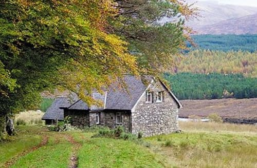 Big Cottages - Excellent Spean Bridge Cottage S22642