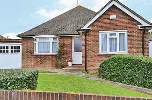 Big Cottages - Excellent Broadstairs Cottage S13560