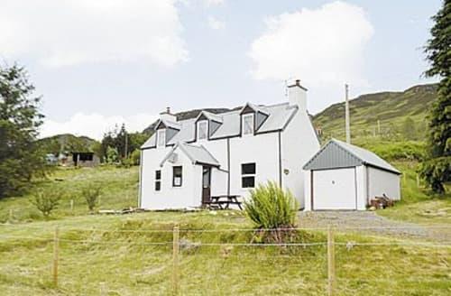 Big Cottages - Gorgeous Kyle Of Lochalsh Cottage S22787