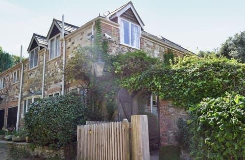 Big Cottages - Superb Brighstone Cottage S14200