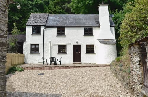 Last Minute Cottages - Wonderful Dulverton Cottage S20116