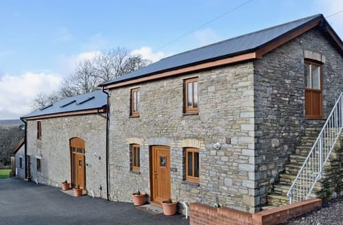 Big Cottages - Excellent Swansea Cottage S25658