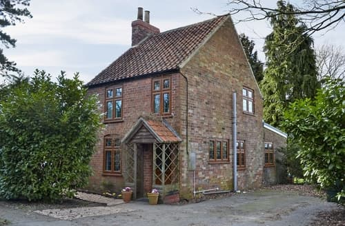 Last Minute Cottages - Wonderful Horncastle Cottage S25784
