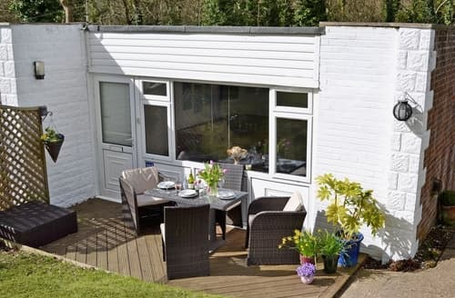 Last Minute Cottages - Delightful Cowes Cottage S26069
