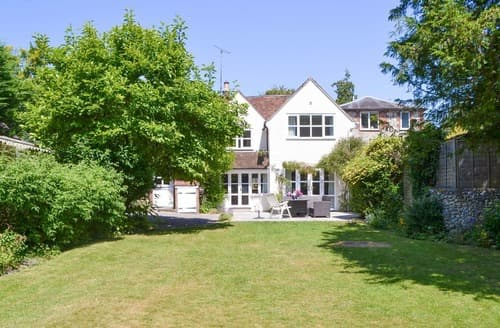 Big Cottages - Captivating West Meon Cottage S27007