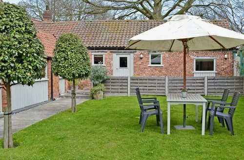 Last Minute Cottages - Excellent Lincoln Cottage S33823