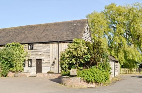 Last Minute Cottages - Stunning Alcester Cottage S37374