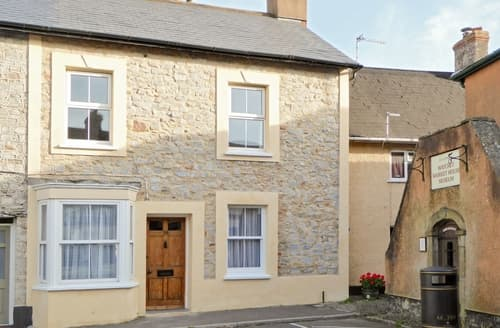 Big Cottages - Tasteful Watchet Cottage S39639