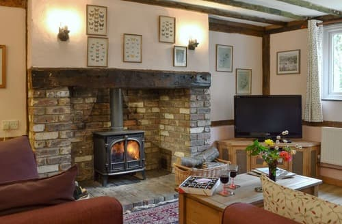 Last Minute Cottages - Superb Battle Cottage S40957