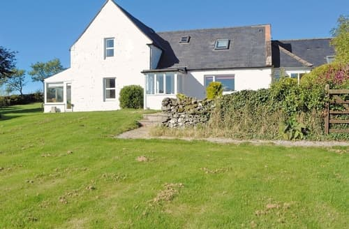 Last Minute Cottages - Exquisite Castle Douglas Cottage S41416