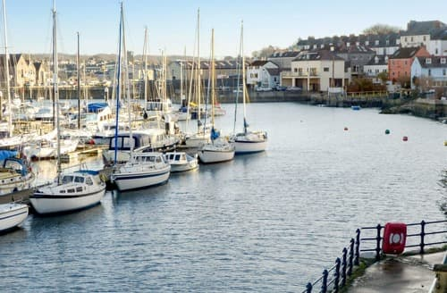 Last Minute Cottages - Cosy Plymouth Cottage S43426