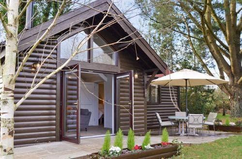 Last Minute Cottages - Quaint Cheddar Lodge S43689