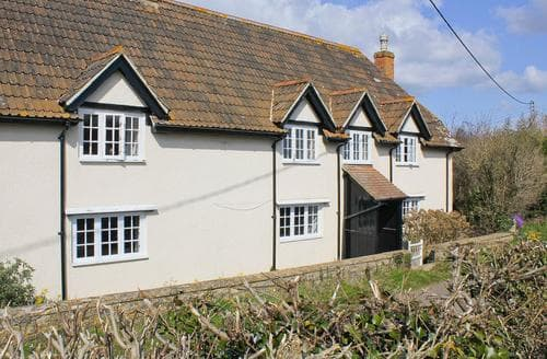 Last Minute Cottages - Splendid Taunton And The Quantocks Cottage S84770