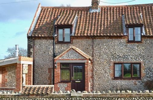 Big Cottages - Adorable Sheringham Cottage S45067