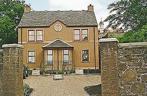 Big Cottages - Excellent Montrose Cottage S22967