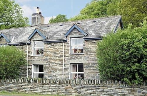 Last Minute Cottages - Adorable Dolwyddelan And Penmachno Cottage S22461