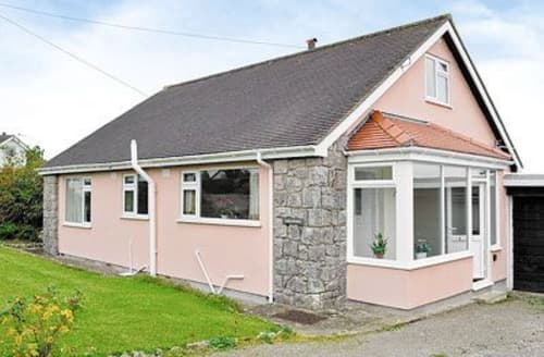 Big Cottages - Luxury Benllech Cottage S24715
