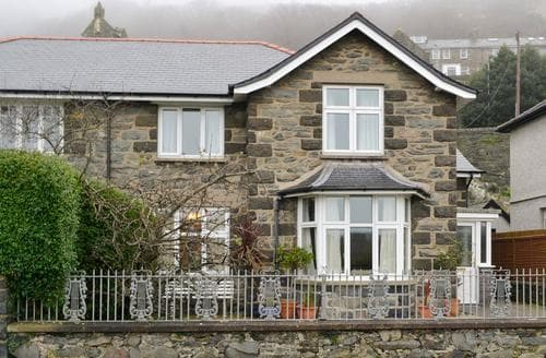 Big Cottages - Attractive Barmouth Cottage S22157