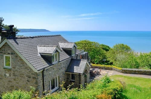 Big Cottages - Gorgeous Barmouth Cottage S22174