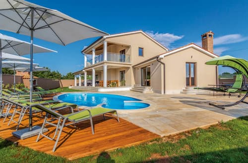 Big Cottages - Captivating Bibići Cottage S128095