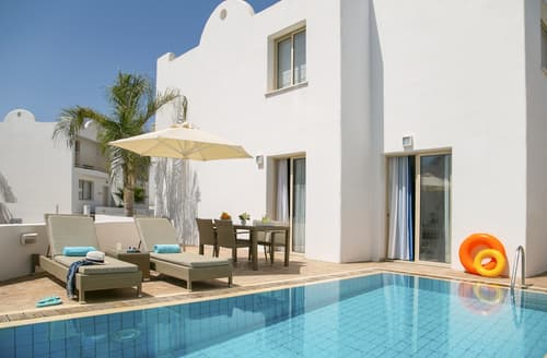 Last Minute Cottages - Louis Kalamies Luxury Villas