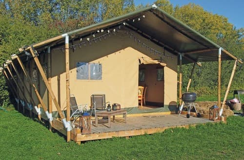 Last Minute Cottages - Adorable Greystoke Lodge S128180