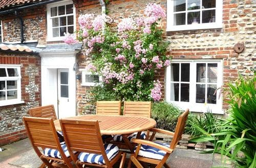 Last Minute Cottages - Superb Blakeney Cottage S128266